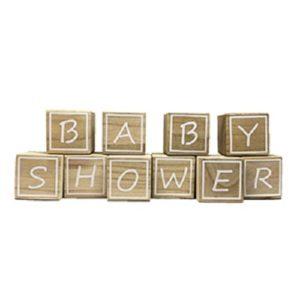 cube en bois Baby Shower Bobidibou anniversaire enfant achat matériel France01
