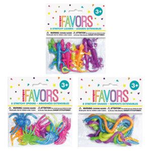 insectes lézard araignée serpent plastiques Bobidibou jouets pinata achat matériel anniversaire enfant France