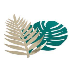 6 feuilles tropicales Bobidibou anniversaire enfant thème jungle achat matériel France