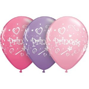 Ballon princesse bobidibou anniversaire enfant France