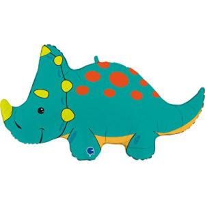 ballon dino Triceratops Bobidibou achat matériel décoration anniversaire enfant France