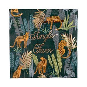 16 serviettes jungle 33x33cm Bobidibou evenement anniversaire enfant decoration location 01 geneve