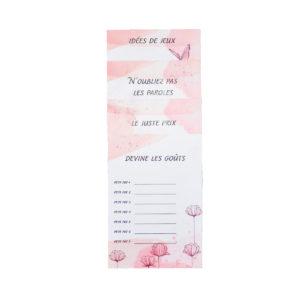 Cartes-Jeux-animations-rose-aquarel-bobidibou-baby-shower2
