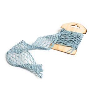 filet de pêche bleu 20cmx1m Bobidibou anniversaire enfant marin achat matériel décoration