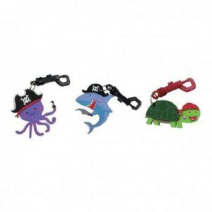 3 porte-clés pirate à fabriquer Bobidibou anniversaire enfant achat matériel décoration France 01